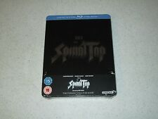Spinal Tap 30th Anniversary Steelbook Edition PAL Region Blu Ray OOP FREE SHIP