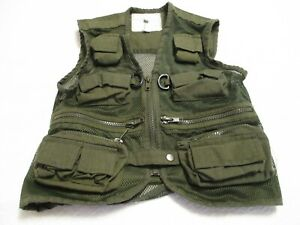 Fishing Vest (Youth)
