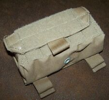 Shotgun Coyote Molle Pouch Case f Military Army Usmc Tactical Field w Shelby P38