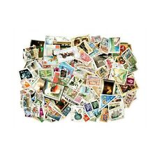 Packet of 1000 diff foreign world stamps large & small most cancelled off paper