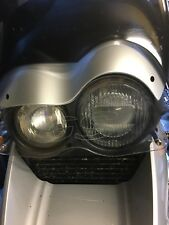 BMW R1150GS Headlight Guard Free Shipping To UK, Worldwide Shipping £8