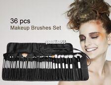 ro 36 Pcs Brochas De Maquillaje Cosmetic Set Kit + Soft Pouch Eyeshadow New  EA9