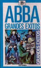 ABBA Grandes Exitos CASSETTE TAPE RARE SPANISH SPAIN IMPORT