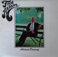 FRED ASTAIRE - ATTITUDE DANCING - UNITED ARTISTS - 1975 LP - U.K. PRESSING