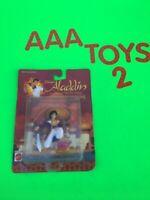 "Disney Aladdin ALADDIN TV Series Action Figure Mini 3"" PVC MOC 1993"