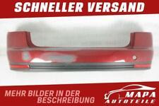 VW Touran 1T Facelift Bj 2007-2010 Stoßstange Hinten Original (kein PDC) Versand