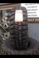 Mud Tyres 285/75/16 126Q Federal Couragia M/T Brand New Tyres For Sale 285 75 16