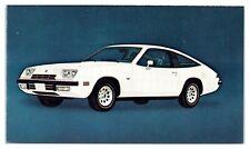 1975 Chevrolet Monza 2+2 Postcard *5C