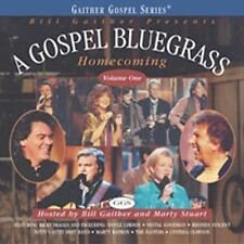 Gospel Bluegrass Homecoming Vol.1 Compact Disc BRAND NEW SEALED-FREE SHIP USA