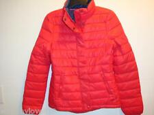 NWT Women American Eagle AE LIGHTWEIGHT PUFFER JACKET RED S
