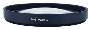 Marumi 72mm DHG Macro X3 Close Up Filter - DHG72MAC3