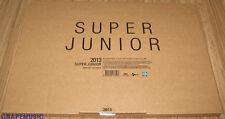 SUPER JUNIOR SuperJunior 2013 SM OFFICIAL WALL CALENDAR SEALED