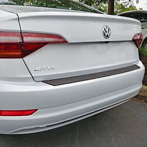 For: Volkswagen Jetta 2019-2021 Rear Bumper Protector #RBP-004