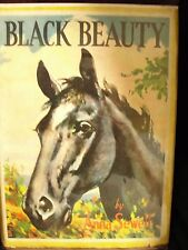 """BLACK BEAUTY, BY ANA SEWELL, PUBLISHED BY WHITMAN """"THE CLASSIC SERIES"""", 1938"""