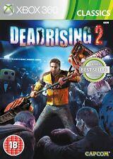 Dead Rising 2 (Xbox 360) BRAND NEW SEALED CLASSICS RANGE
