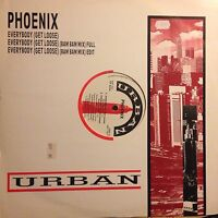 PHOENIX • Everybody • Vinile 12 Mix • 1988 URBAN