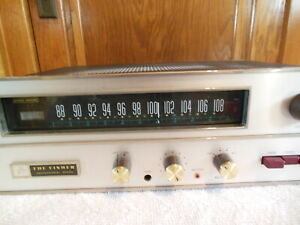 FISHER TFM 300 PROFFESIONL FM STEREO TUNER