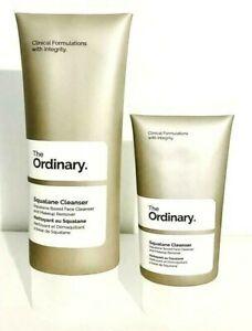 THE ORDINARY Squalane Cleanser 50ml / 150ml - Non-drying Non-irritating Vegan