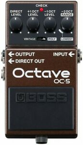 BOSS / OC-5 Octave Pedal New Standard