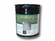 Concrete Sealer Stampsheen 350 - Decorative, High-Gloss | Walttools (5 gal)