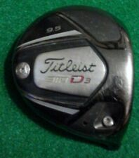 TITLEIST 910 D3 9.5* MENS RIGHT HANDED DRIVER HEAD ONLY!!! GOOD/VERY GOOD!!!