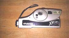 Vintage Polaroid Joycam Instant Film Camera Silver