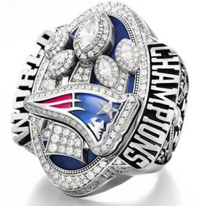 2016 New England Patriots Championship Ring size 8-14 !