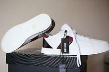 Just Cavalli White Shoes Size UK 10.5 EU 45