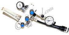 Dräger - O² - Sauerstoff - Druckminderer - Flowmeter - pressure reducing