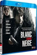 Blu Ray //  BLANC COMME NEIGE  //  Cluzet, Gourmet, Bourgoin  /  NEUF cellophané