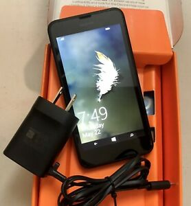 Nokia Lumia 635 - 8GB - Black •  Original Box & Manual w/ Paperwork Included!