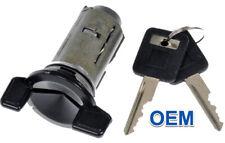 Ignition Lock Cylinder Set W. Keys ACDelco GMC OEM # 07840574 BLACK