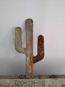 Plasma cactus southwestern nature cut out Metal Wall Art Home Decor
