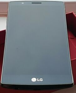 LG G4 H818P Dual SIM - 32GB - Black (Unlocked) Smartphone