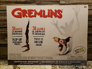 GREMLINS 31 Day Countdown Calendar Advent Goo Slime 2020 NEW