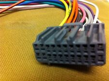 Chrysler OEM PREMIUM Radio WIRE HARNESS PLUG CANBUS-02 (Full 22Pin)