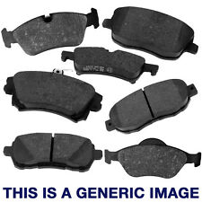 Vauxhall Astra H Mk5 2005-2009 Front & Rear Brake Disc Pads New Set