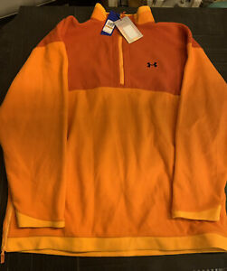 Under Armour Athlete Recovery Celliant Fleece Size 4XLT MSRP $100