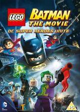Lego Batman: The Movie - DC Super Heroes Unite [DVD] [2013] - DVD  VEVG The