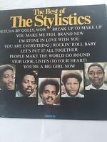 The Best Of THE STYLISTICS Vinyl Album LP FREE DELIVERY