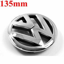 VW Golf Plus 6 MK VI Front 135mm Kühlergrill Emblem Chrom Badge 5k0853601c