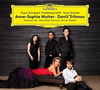 Anne-Sophie Mutter - Schubert: Trout Quintet [CD]