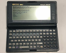 HP Hewlett Packard 200LX Palmtop Pocket PC PDA