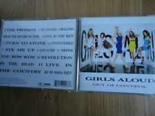 Girls Aloud Out Of Control CD
