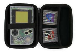 Protective Carry Case Game Boy Original Color Advance SP DS DSi 3DS 2DS Travel