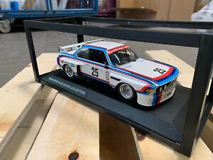 BMW E9 3.0 CSL Heritage Miniatur
