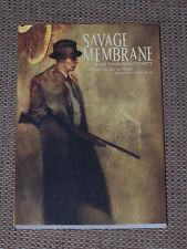 Savage Membrane: A Cal McDonald Mystery - Unread novel - Steve Niles/Ashley Wood