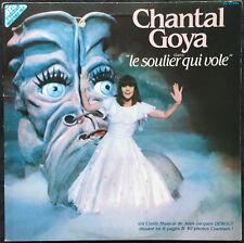 Chantal Goya 2-LP Le Soulier Qui Vole - France