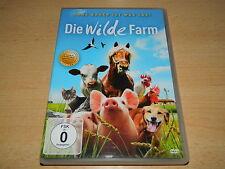 Kinderfilm - Die wilde Farm - Ohne Bauer ist was los - DVD sehr guter Zustand