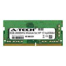 A-Tech 8Gb 2666Mhz Ddr4 Ram for Hp 17-by0068cl Laptop Notebook Memory Upgrade